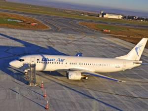Aeronave cu destinaţia Iaşi au aterizat la Suceava