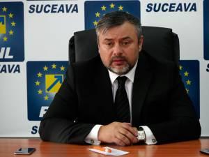 Pentru funcţia de primar al municipiului Suceava va candida deputatul Ioan Balan