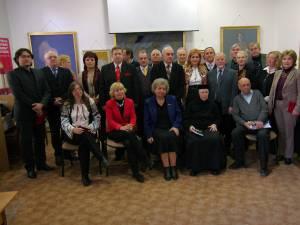 Gala Premiilor Societăţii Scriitorilor Bucovineni pentru anul 2014, la Biblioteca judeţeană