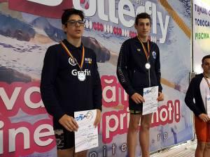 Şerban Cotos a obţinut titlul de campion naţional de poliatlon