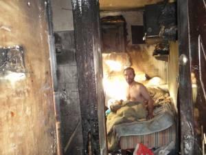 Uşa locuinţei a fost forţată la momentul intervenţiei