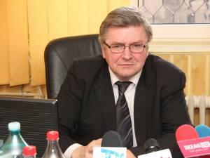 Vasile Latiş, comisar-şef adjunct în cadrul Comisariatului Judeţean pentru Protecţia Consumatorilor