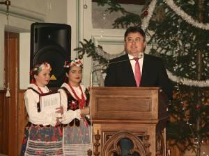 """Ghervazen Longher: """"Dorim ca această acţiune să devină o tradiţie şi în comunitatea poloneză din Bucovina"""""""