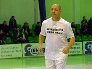 Alexandru Gheorghe este acum antrenor la Atletico Roşiorii de Vede