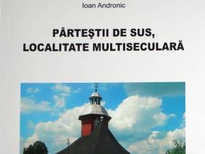 """""""Pârteştii de Sus – localitate multiseculară"""""""