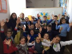 Activitate desfășurată în cadrul Campaniei RESPECT, inițiată de Inspectoratul Școlar Județean Suceava