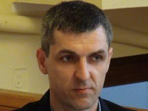 Preşedintele Partidului Verde Suceava, Dan Acibotăriţă. Foto: vivafm