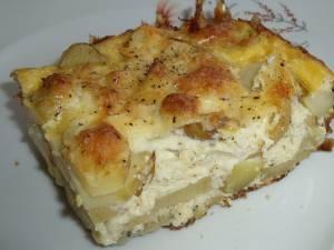 Cartofi gratinați ( rețetă franceză autentică) Foto: inventiiculinare.blogspot.com