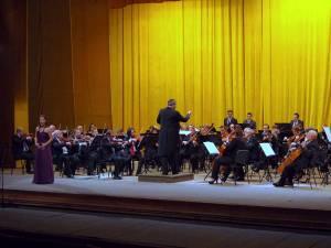 Filarmonica Botoşani sub bagheta dirijorului clujean Ioan Adrian Morar