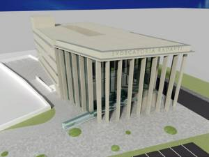 Clădirea va costa aproximativ cinci milioane de euro, iar lucrările de construcţie ar putea începe în acest an