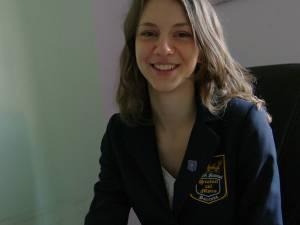 Ana-Maria Marcu a fost admisă la Universitatea din Cambridge