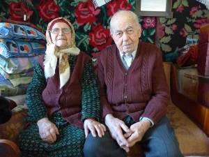 Natalia şi Enea Iftode şi-au legat destinele pe 22 ianuarie 1941