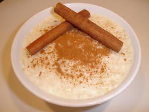 Orez cu lapte în stil portughez (versiunea simplă) - Foto: autumncafe.ro