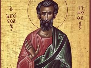 """Timotei, """"adevărat fiu în credinţă"""" al Sfântului Pavel"""