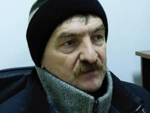 Iustin Bîrsan, proprietarul păstrăvăriei