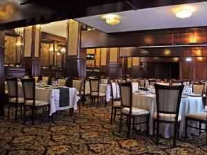 Restaurantul hotelului a fost clasificat cu patru stele