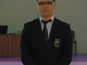 Eusebiu Şutu a fost admis la Universitatea Oxford