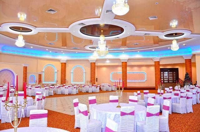Salon evenimente - Hotel Balada Suceava