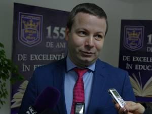Gabriel Liviu Ispas, ministru secretar de stat în Ministerul Educaţiei