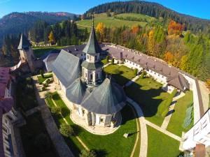 Mănăstirea Putna restaurată