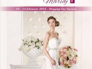 """Târgul de nunţi """"Trend Mariaj"""", la Shopping City Suceava"""