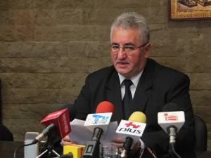 Primarul Ion Lungu, iniţiatorul proiectului de buget