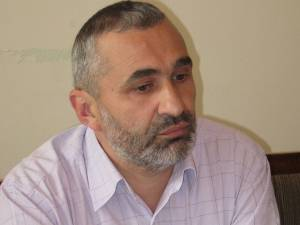 """Liderul Uniunii Judeţene a Sindicatelor """"Pro Educaţia"""" Suceava, prof. Traian Pădureţ"""