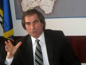 Doctorul Petrea Dulgheru, preşedintele Colegiului Medicilor Veterinari Suceava