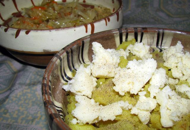 Cartofi țărănești (rețeta veche autentică)
