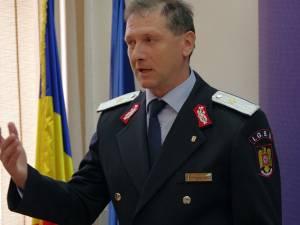 Generalul de brigadă Ioan Burlui