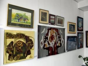 """Vernisajul expoziţiei """"Anuala 2015"""""""