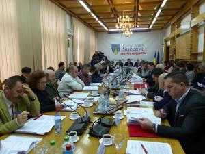 Consiliul Judeţean Suceava a aprobat cu unanimitate de voturi bugetul propriu pentru anul 2016 al instituţiei şi al instituţiilor subordonate