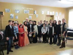 """D-ale Caragiale"", la Casa Corpului Didactic ""George Tofan"" Suceava"