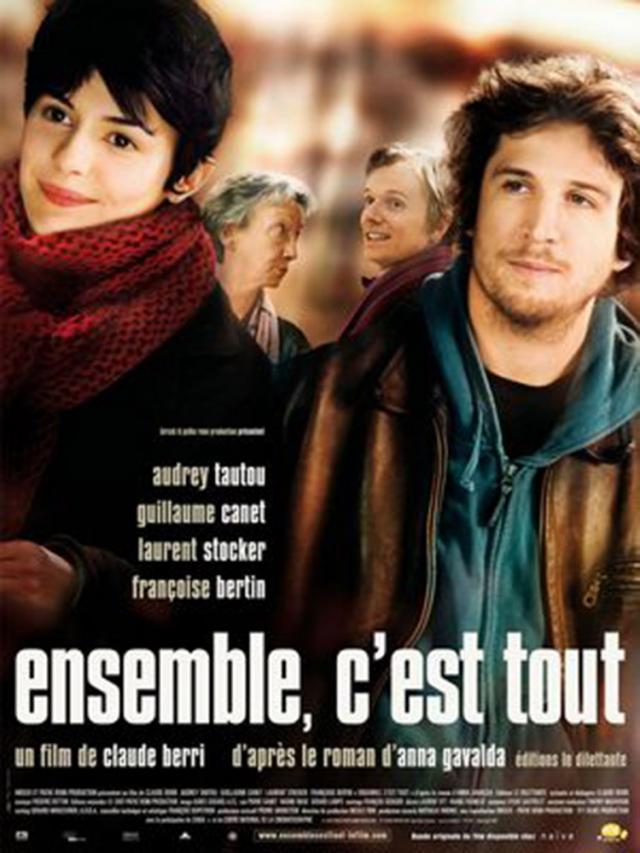 """Proiecția filmului """"Ensemble, c'est tout"""", joi, la Biroul Francez"""