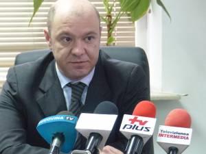 Cristi Bleorţu, directorul CAS Suceava