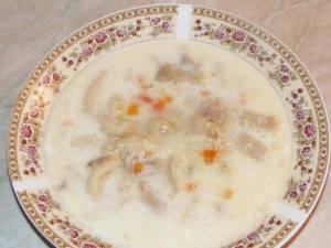 Ciorbă de burtă (din burta prefiarta). Foto: preparatedevis.ro