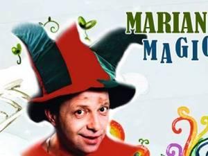 """Actorul Marian Râlea """"Magicianul"""", pe scena suceveană, în spectacolul """"Judecata poveștilor"""""""