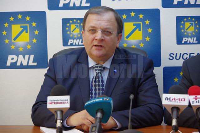 Prim-vicepreședintele PNL la nivel naţional, senatorul de Suceava Gheorghe Flutur, va coordona campania electorală a PNL pentru alegerile locale în zona Moldovei