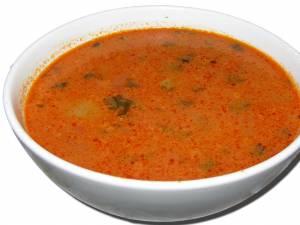 Supă de roșii (versiune de iarnă)