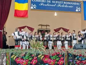 """Festivalul-concurs judeţean de folclor """"Comori de suflet românesc"""""""