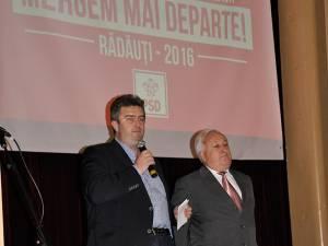 Preşedintele PSD Rădăuţi, Nistor Tătar, şi-a lansat oficial candidatura pentru funcţia de primar al acestui municipiu