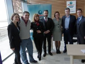 Ieri a avut loc lansarea zborului charter Suceava - Antalya