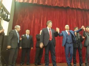 Cezar Ioja este candidatul oficial al PSD pentru Vatra Dornei