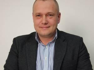 Dorel Constantin Dumitraş, consilier local şi candidat pentru funcţia de primar în Moara
