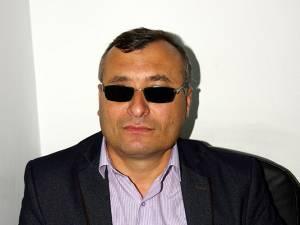 Vasile Grumăzescu, liderul Sindicatului Naţional al Agenţilor de Poliţie (SNAP) Suceava