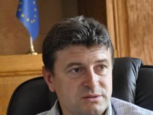Primarul municipiului Fălticeni, Gheorghe Cătălin Coman