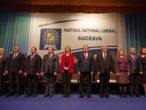 Lansarea oficială a candidaţilor PNL Suceava