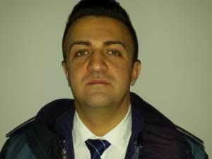 Agentul-şef adjunct Pavel Irimia