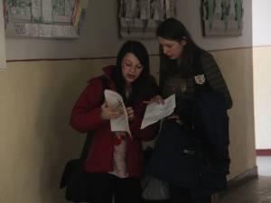 Din cei 7.618 elevi înscrişi la şcolile din Suceava, au participat la testare 7.315