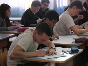Din cei 7.618 elevi înscrişi în clasa a VIII-a din şcolile judeţului, 7.265 au susţinut marţi testarea